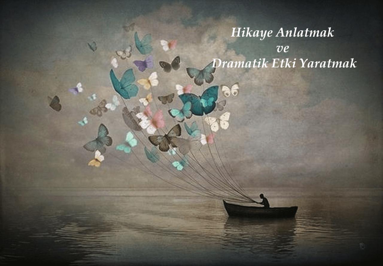 Konuşmada Şibumi - Hikaye Anlatmak ve Dramatik Etki Yaratmak - Nihal Şirin Yücelgen